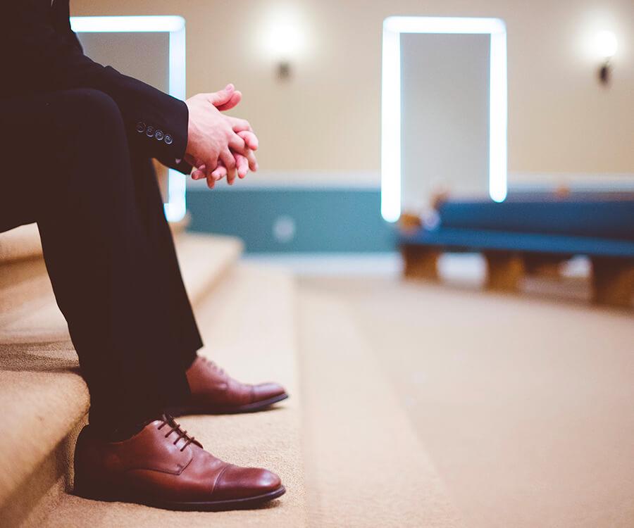 Kirche Ostern Corona Pandemie Isolation Einsamkeit Hoffnung Jesus Gott Bibel
